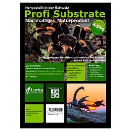 Profi Substrate Vogelspinnen- und Skorpionerde 4.5kg