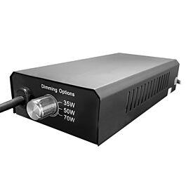 Replight Multiwatt EVG Vorschaltgerät für Terrarien 35, 50, 70 Watt