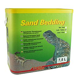 Lucky Reptile Sand Bedding gelb 7.5l