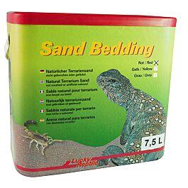 Lucky Reptile Sand Bedding Lehmsand rot