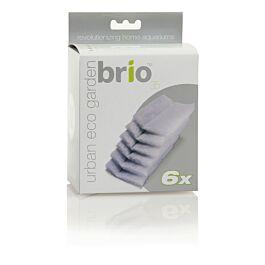 brio35 Mousse filtrante de réchange, 6pces