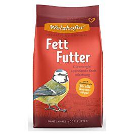 Welzhofer Fettfutter Ganzjahres-Vogelfutter 1kg