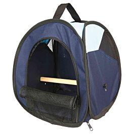 Trixie Sac de transport pour oiseaux 27x32x27cm bleu