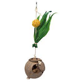 Trixie Kokosnuss am Sisalseil 35 cm
