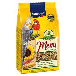 Vitakraft Vita Menü für Grosssittiche 1kg
