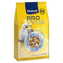 Vitakraft Pro Hauptfutter Grosssittich 750g