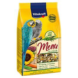 Vitakraft Vita Menü für Papageien 1kg