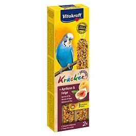 Vita Kräcker Frucht Sittiche 2er