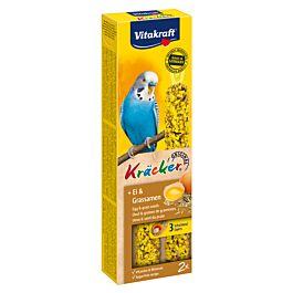 Vitakraft Vita Kräcker mit Ei für Sittiche 2 Stück
