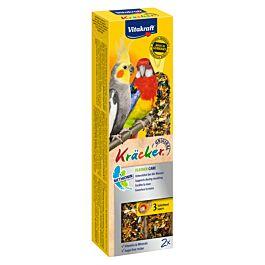 Vitakraft Kräcker Feather Care 2er für Grosssittiche