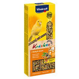 Vitakraft Vita Kräcker mit Honig für Kanarien 3 Stück