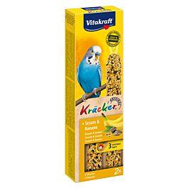 Vitakraft Vita Kräcker Sesam Banane Sittiche 2 Stück