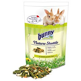 Bunny Nature Shuttle pour lapins nains 600 g