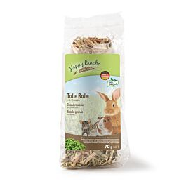 Happy Rancho Nagersnack Tolle Rolle mit Erbsen 70g