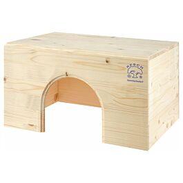 Resch Maison pour lapins toit plat