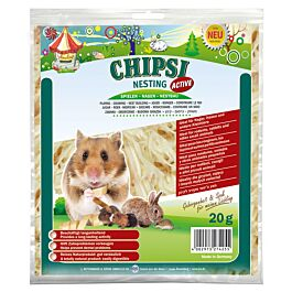 Chipsi Nistmaterial Nesting Active 20g