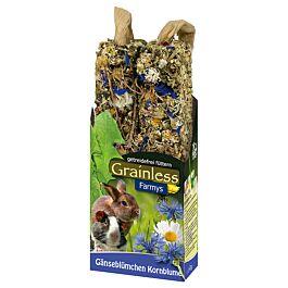 JR FARMY's Grainless Gänsebluemchen-Kornblume 140g
