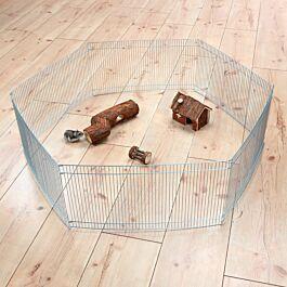 Enclos pour petits animaux ø90x25cm