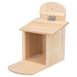 Trixie Futterstation für Eichhörnchen 20x30x30cm