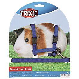 Trixie Harnais avec laisse pour cochon d'Inde