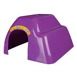 Trixie Kunststoffhaus für Kaninchen 29x19x33cm