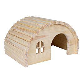 Trixie Maison en bois pour cochon d'Inde