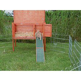 Trixie Natura Rampe en bois pour étable pour rongeurs