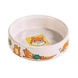 Keramiknapf Hamstermotiv 90ml