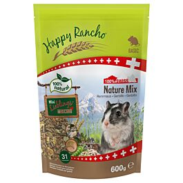 Happy Rancho Swiss Nature Mix Rennmaus 600g