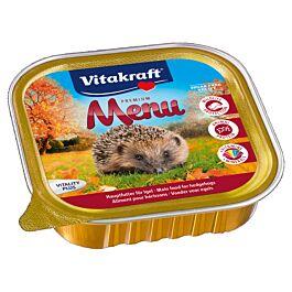 Vitakraft Aliment pour hérissons Premium Menu nourriture humide 100g
