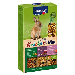 Vitakraft Kräcker Trio Mix Gemüse & Nuss & Waldbeere