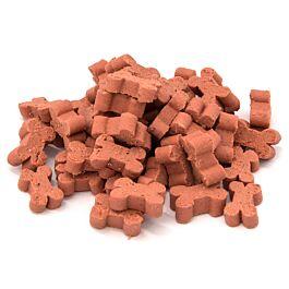 QUALIDOG Friandises pour chien Semi-Moist Os Saumon 150g