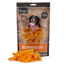 Snuggis Hundesnack Süsskartoffel-Chips 350g