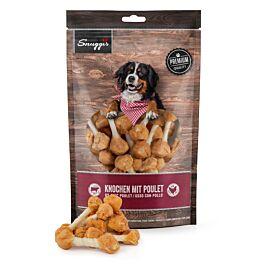 Snuggis Hundesnack Knochen mit Poulet 400g
