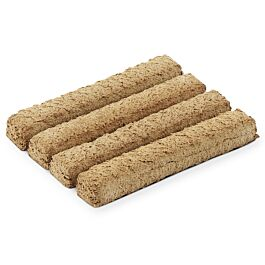 bePure Snack pour chiens Biscuits autruche-épeautre 4 pièces