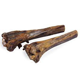 bePure Snack pour chiens Autruche os du métatarse grand