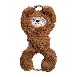 KONG Hundespielzeug Tuggz Sloth XL Faultier