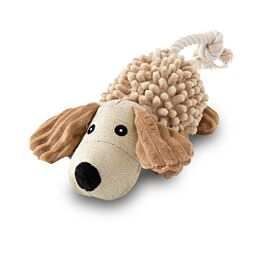 Freezack Hundespielzeug Scraggy Soft Dog 30cm
