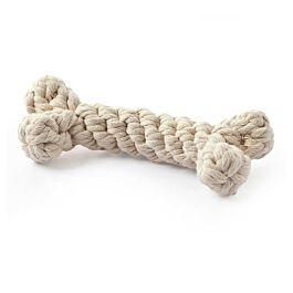 Freezack Hundespielzeug Rope Knot Bone