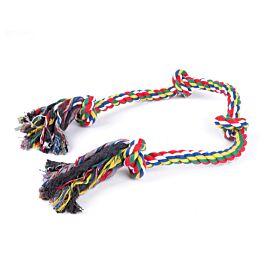 Freezack Hundespielzeug Rope 4Knots