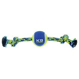 Zeus Hundespielzeug K9 Fitness Knotted Rope Bone 31cm