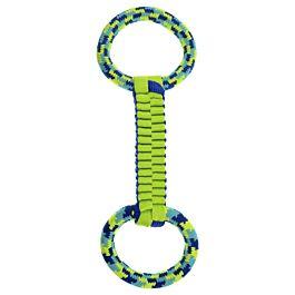 Zeus Hundespielzeug K9 Fitness  XL Ballistic Twist & Rope