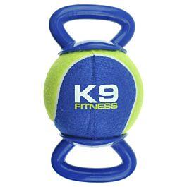 Zeus Hundespielzeug K9 Fitness X-Large Tennis & TPR Do.