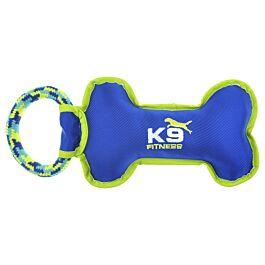Zeus Hundespielzeug K9 Fitness Tough Nylon Bone Tug
