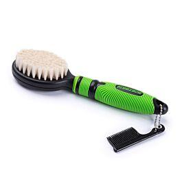 Freezack Care Brosse avec poils naturels S 21cm