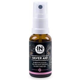 In-Fluence Silber Pflegegel Silver Aid