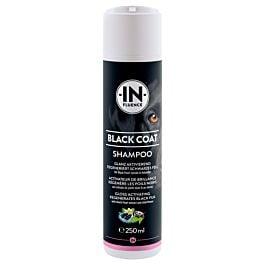 In-Fluence Hundeshampoo Black Coat für Hunde mit dunklem Fell 250ml