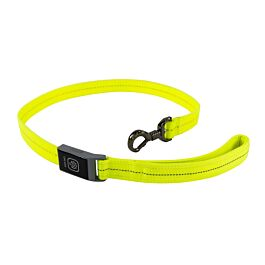 Freezack Leuchtleine PVC gelb
