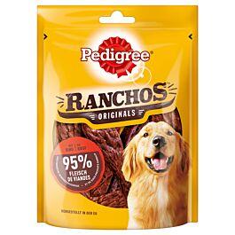 Pedigree Hundesnack Ranchos Rind 70g