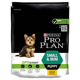 Pro Plan Dog Small & Mini Puppy mit Optistart Huhn 700g